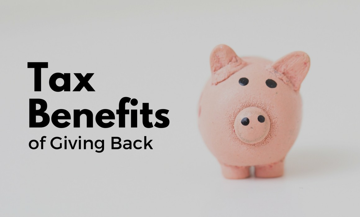 tax benefits charitable corporate donations