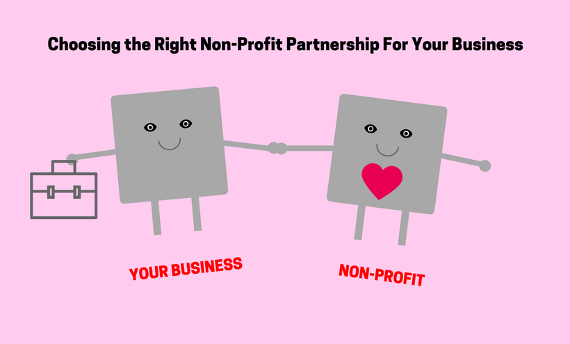 non-profit partnership