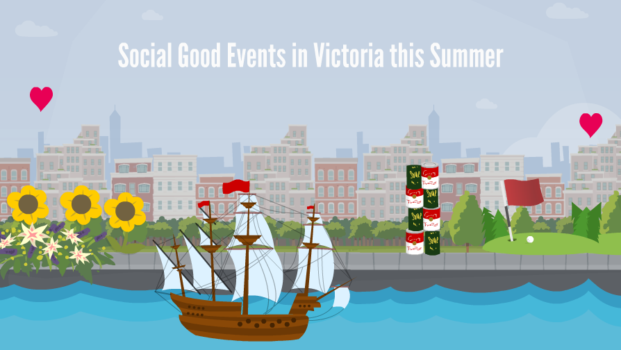 Summer Events in Victoria