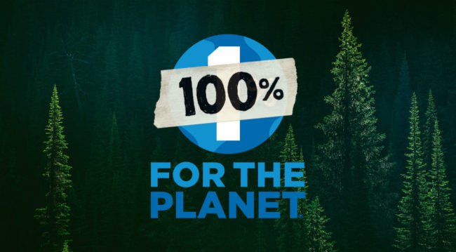 100 for the planet corporate giving