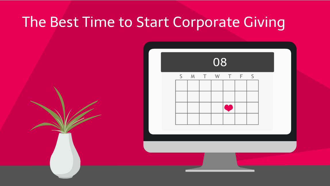 Best Time to Start Corporate Giving