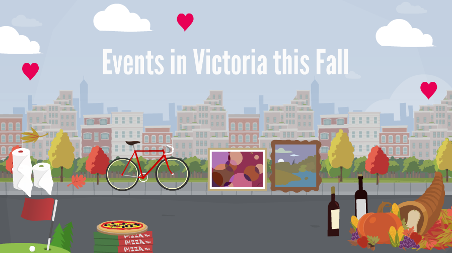 Fall Fundraiser Events in Victoria
